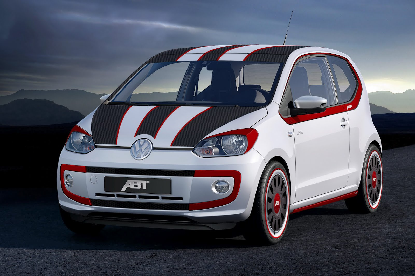 Volkswagen Up! by ABT Sportsline