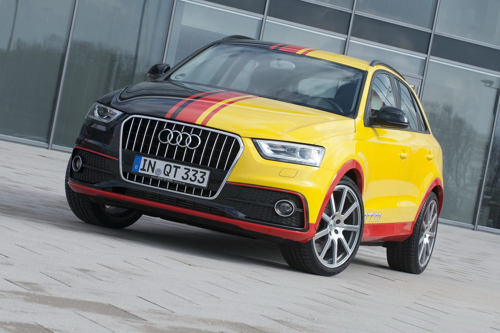 MTM debuts Audi Q3 and VW T5 tuning kits