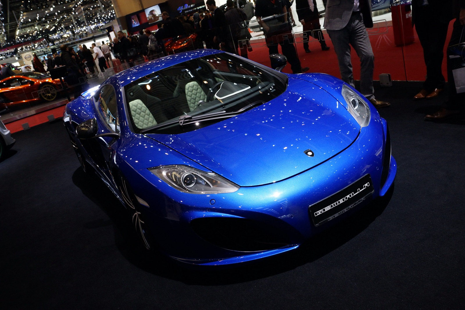 Gemballa McLaren MP4-12C at Geneva