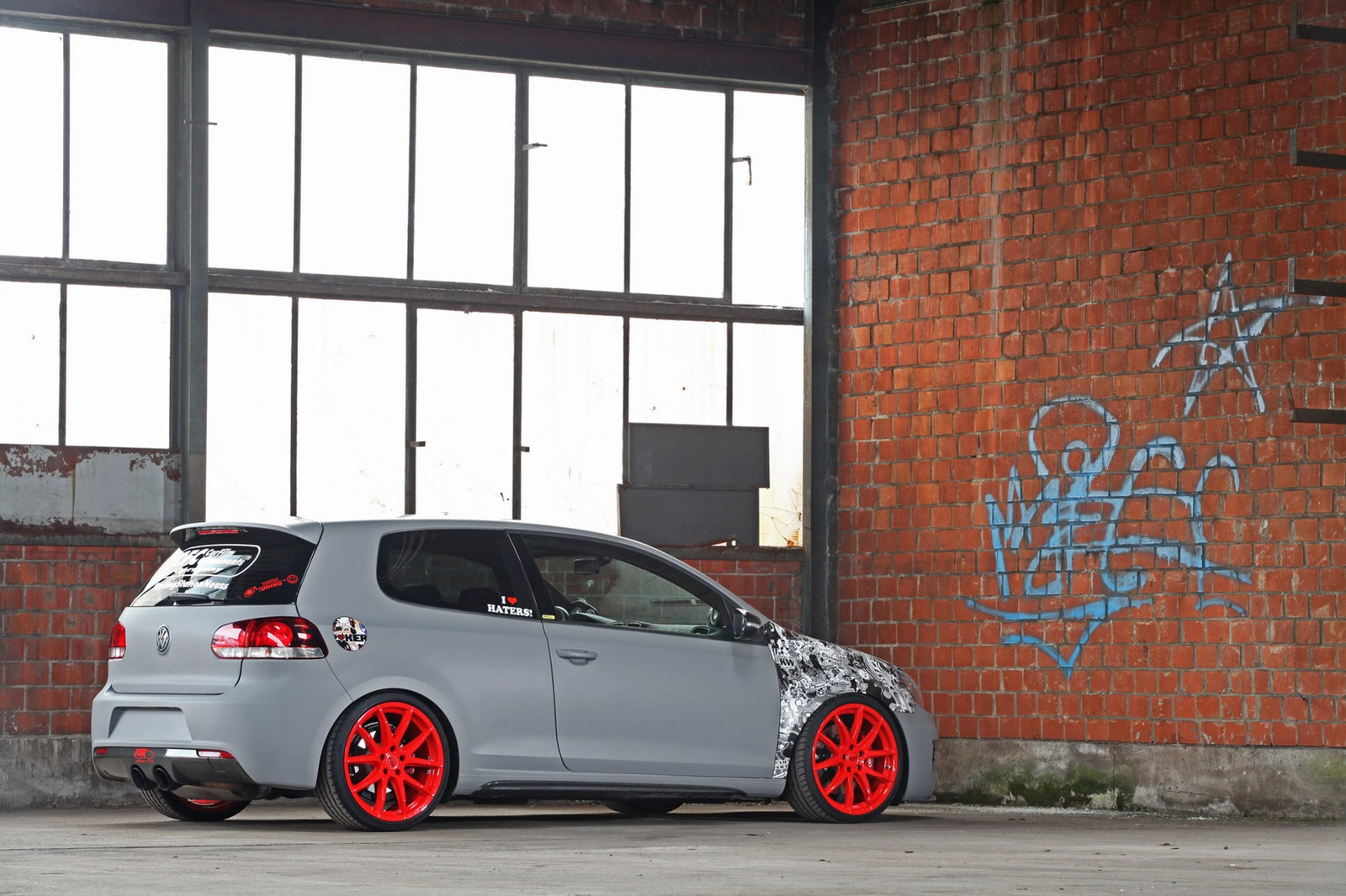 Volkswagen Golf GTI by CFC