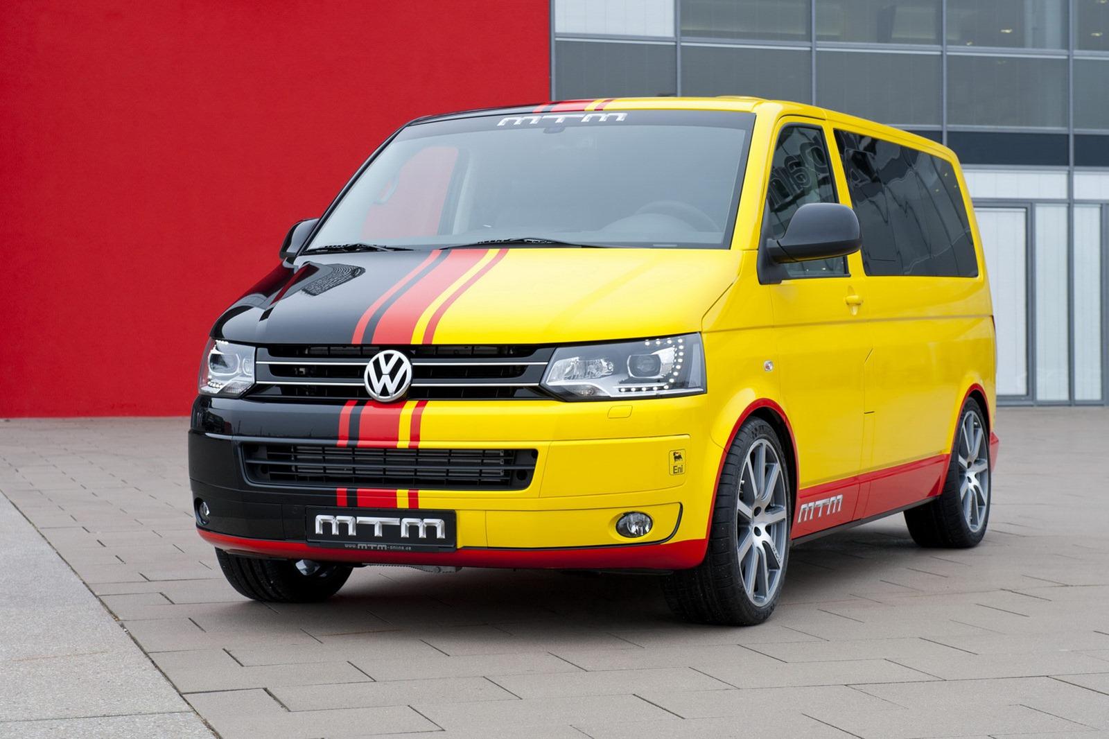 Volkswagen T5 by MTM