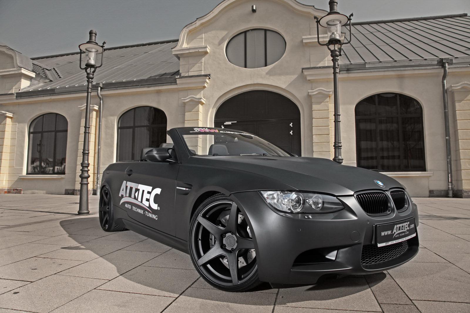BMW M3 Convertible by ATT-TEC