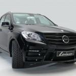 Mercedes M-Class by Lorinser