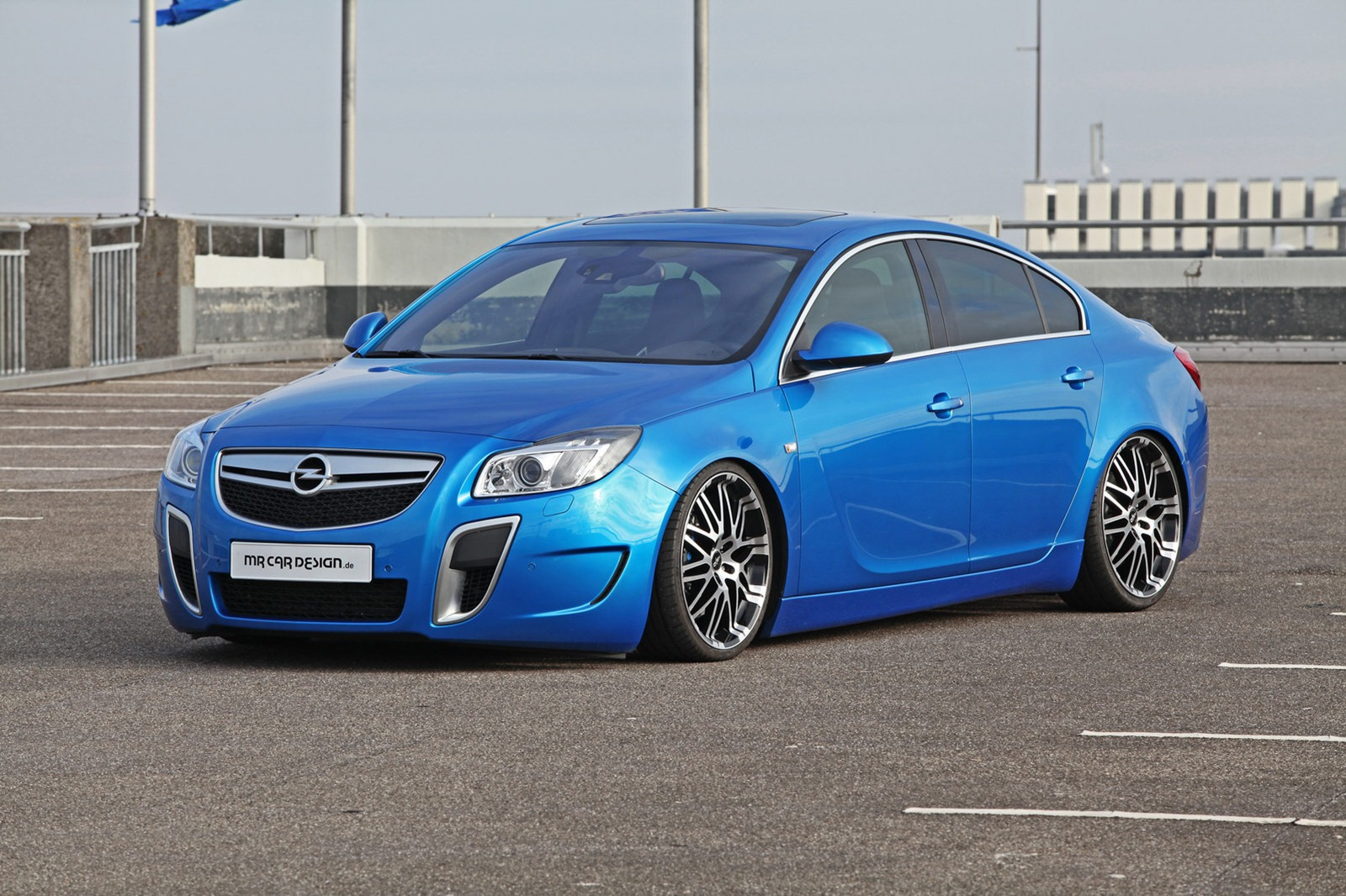 Opel Insignia OPC by MR Car Design
