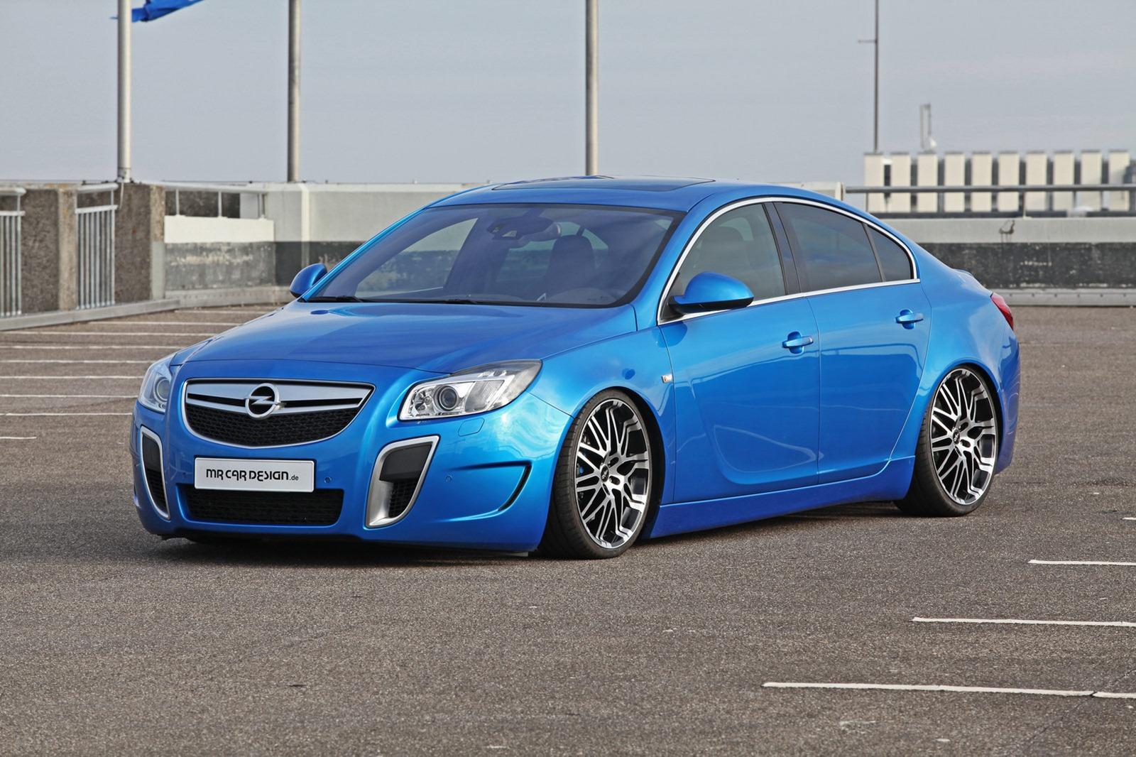 Opel Insignia OPC by MR Car Design