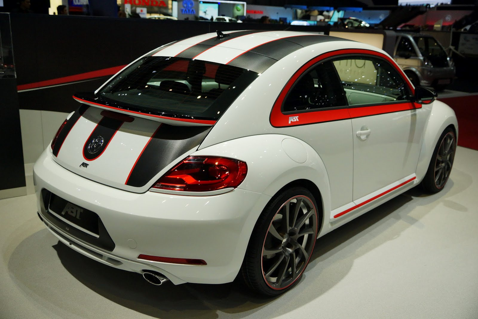 VW Beetle by ABT Sportsline