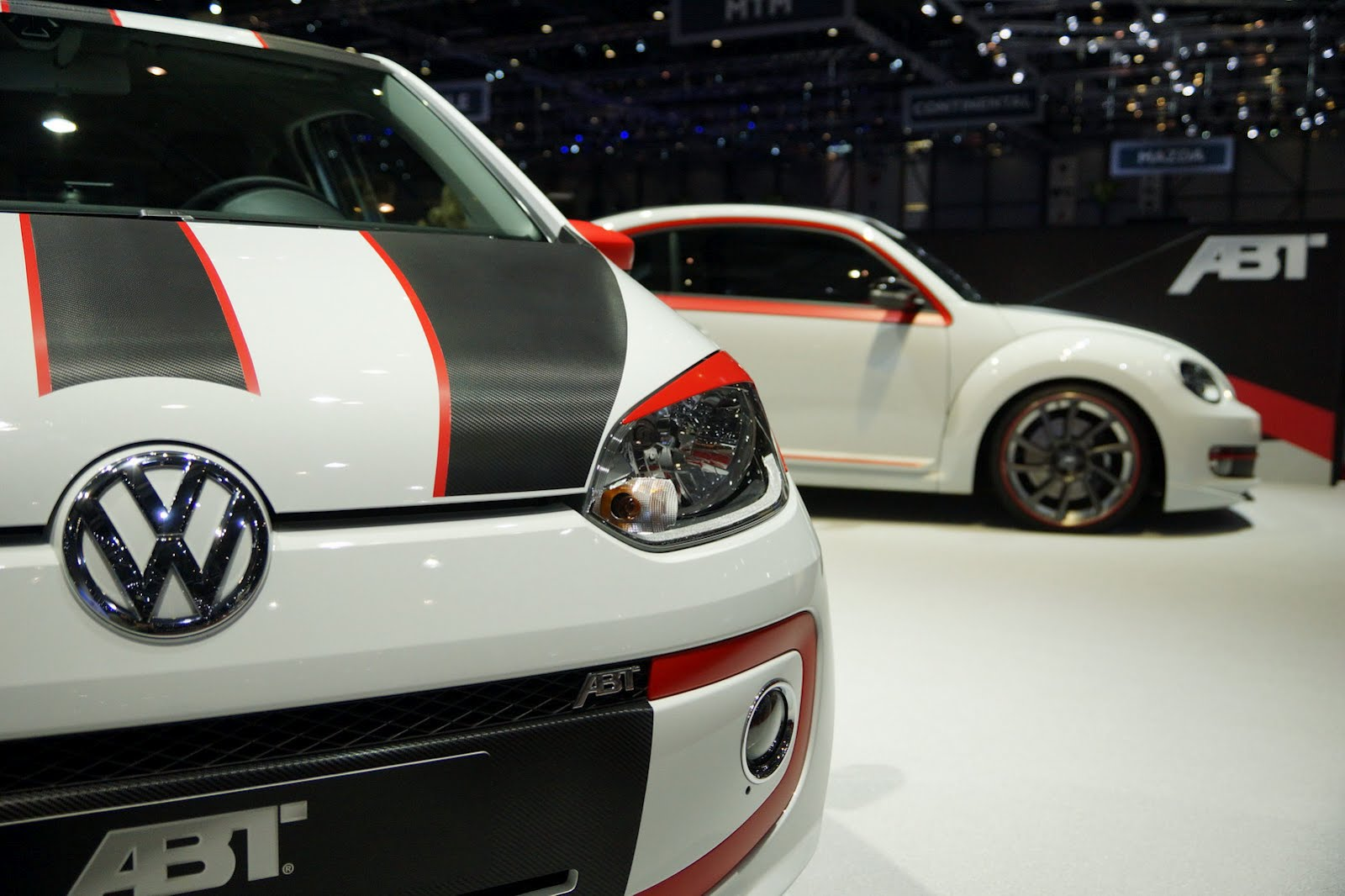 ABT Sportsline reveals Volkswagen Beetle kit