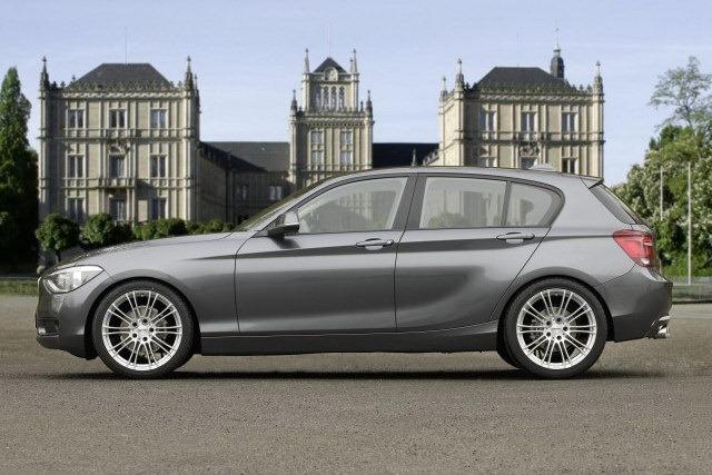 BMW 116i hatchback by Hartge