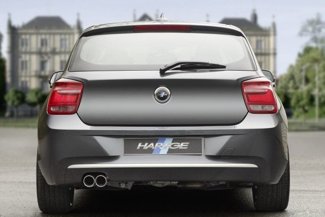 BMW 116i by Hartge