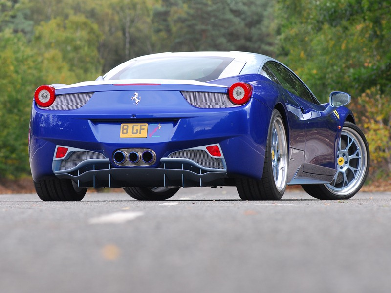 Ferrari 458 Italia by Evolution 2 Motorsport
