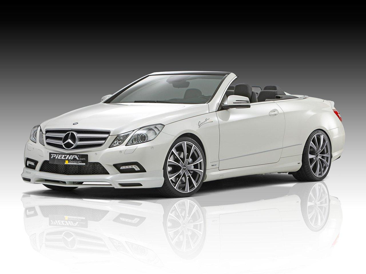 Piecha Design prepares Mercedes E-Class tuning