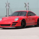 Porsche 997 Carrera 4S by Cars & Art