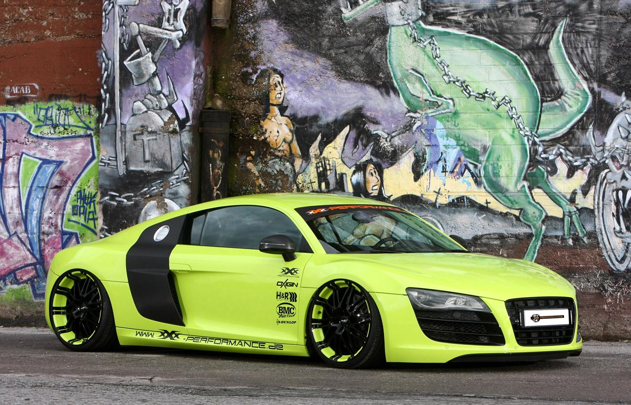 XXX-Performance reveals Audi R8 V10 tuning program