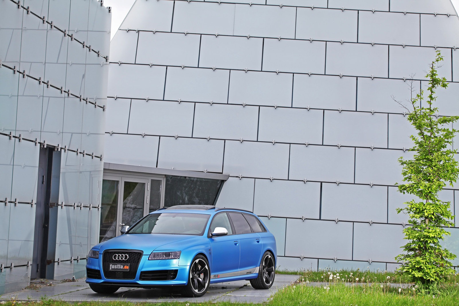 Audi RS6 Avant tuned by Fostla and MTM