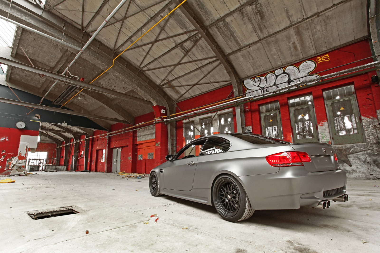 BMW M3 Coupe by Cam Shaft