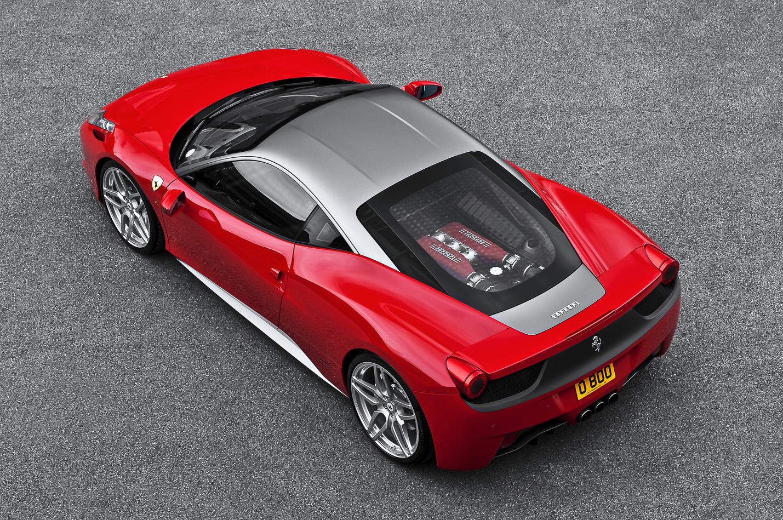 Ferrari 458 Italia by A. Kahn Design