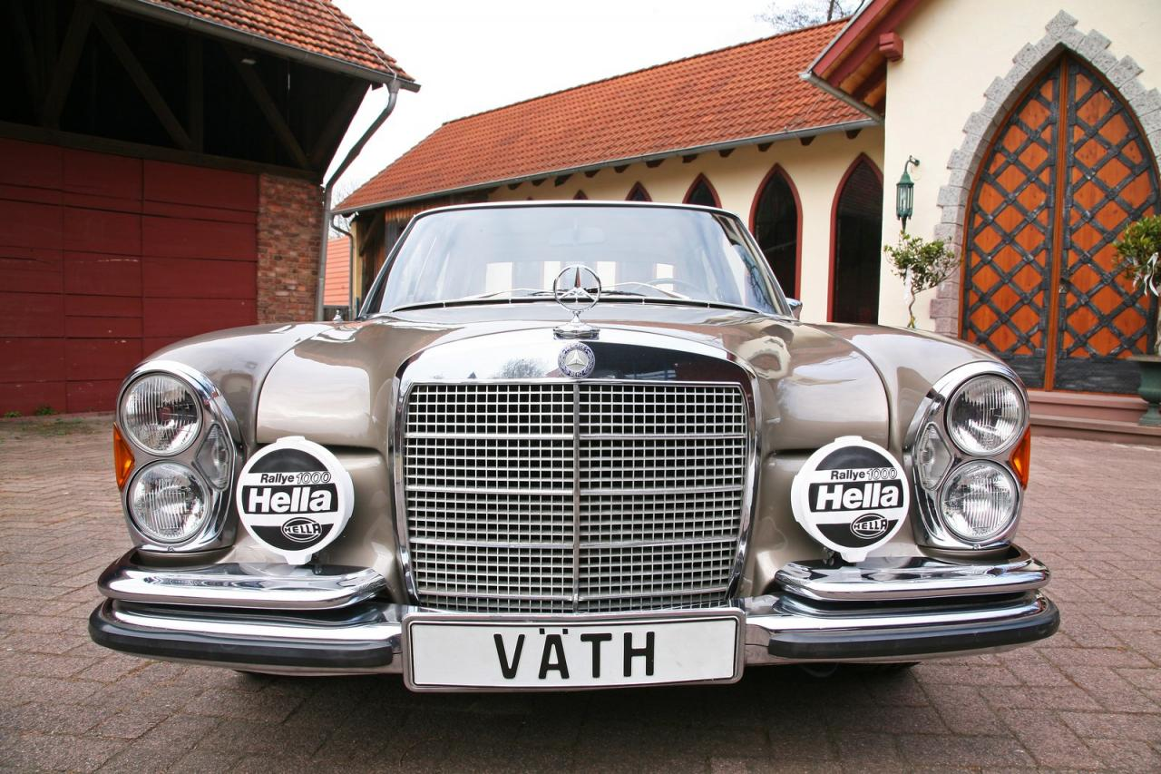 Mercedes-Benz 300 SEL 6.3 V8 by VATH