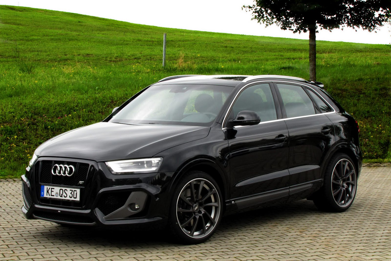 audi q3 prepared by abt sportsline carz tuning. Black Bedroom Furniture Sets. Home Design Ideas