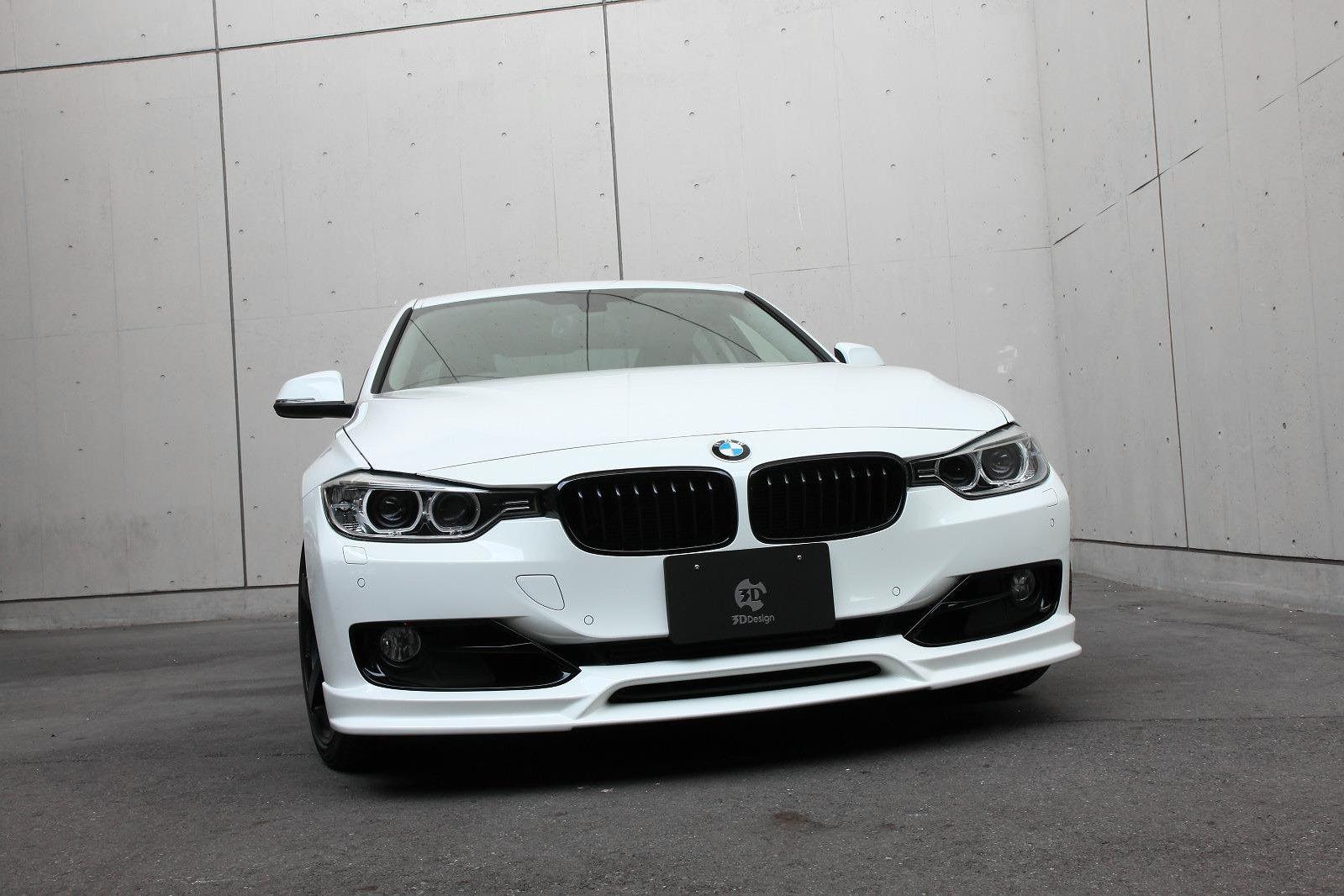 BMW 3 Series Sedan tuned by 3D Design