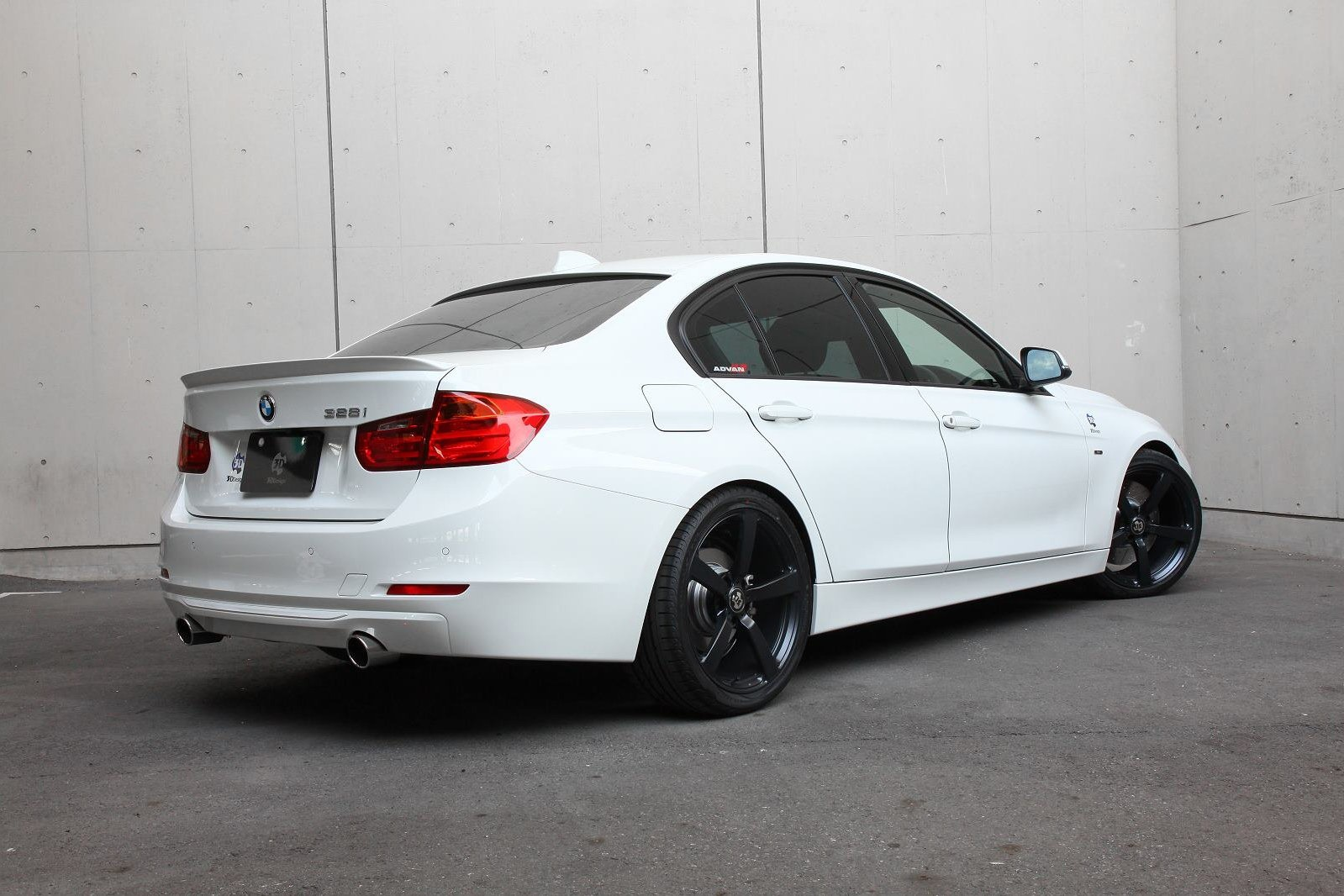 BMW 3 Series by 3D Design