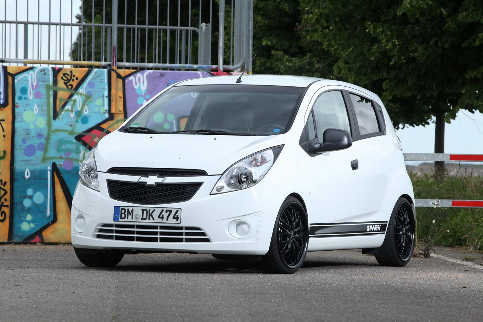 Chevrolet Spark by KBR Motorsport