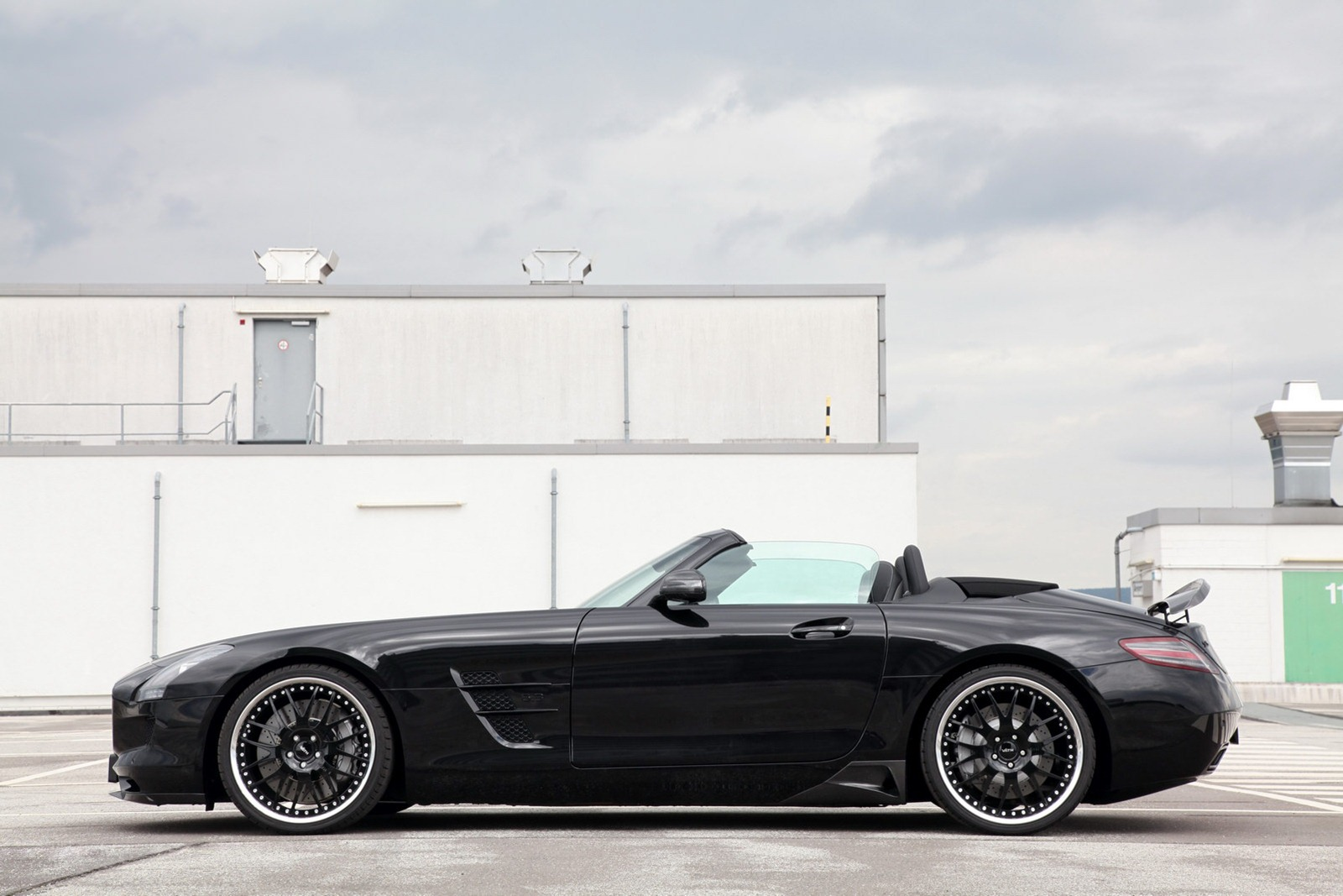 Mercedes SLS AMG Roadster by VATH
