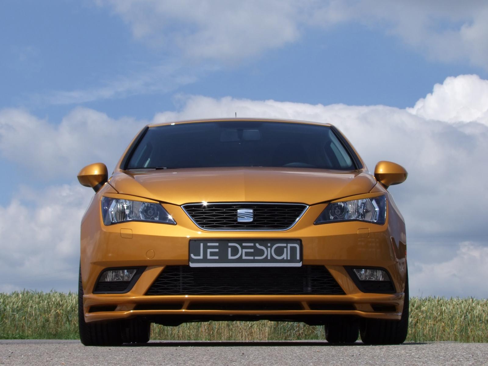 JE Design reveals Seat Ibiza tuning
