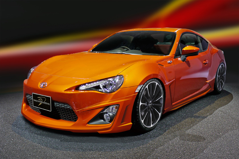 Toyota GT86 by Wald International