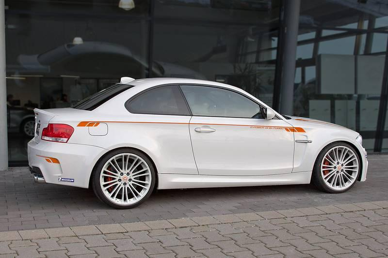 BMW 1 Series M Coupe by G-Power