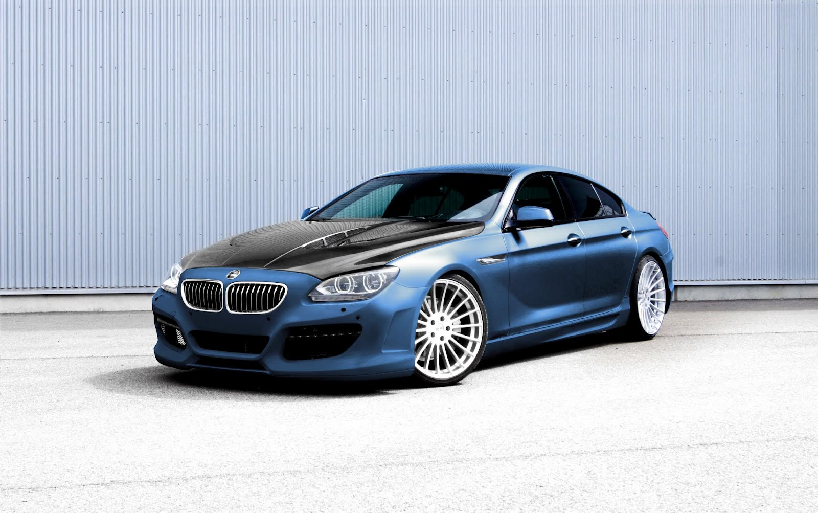 Hamann previews tuning program for BMW 6 Series Gran Coupe
