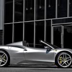 Ferrari 458 Italia Spider by Kahn Design