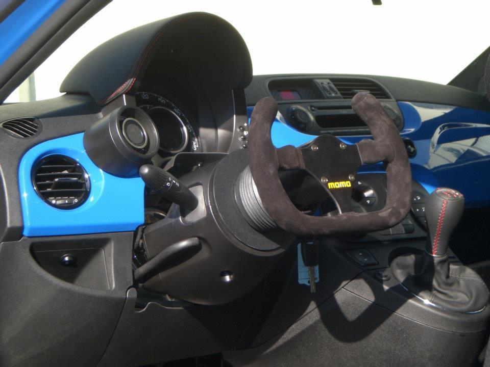 Fiat 500 Sportster by G-Tech