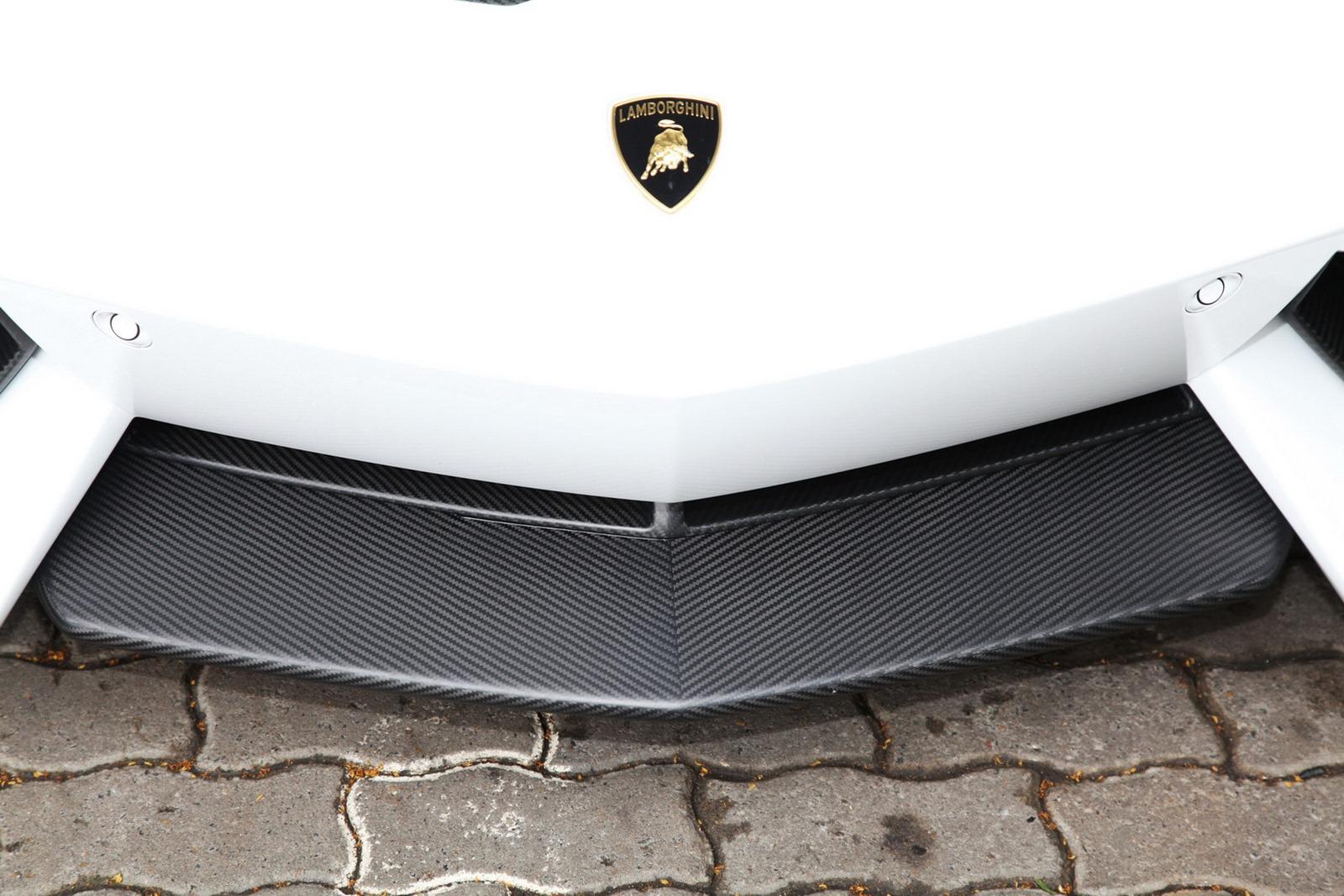 Lamborghini Aventador by Capristo