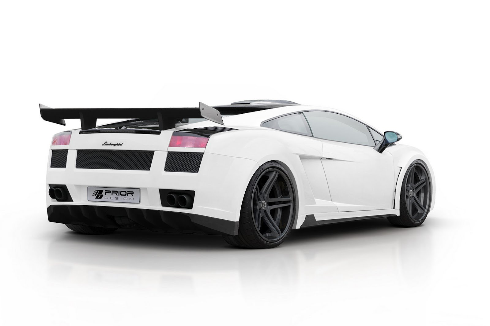 Lamborghini Gallardo by Prior Design
