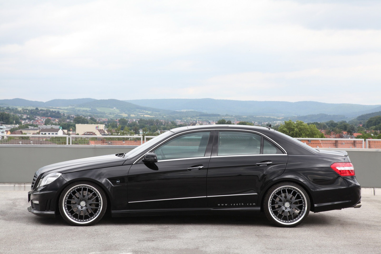 Mercedes E500 by VATH