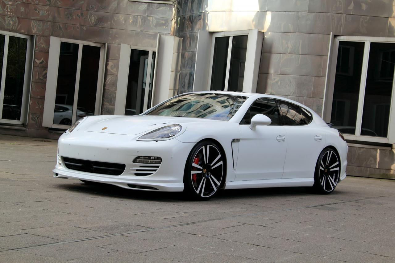Porsche Panamera GTS tuned by Anderson Germany