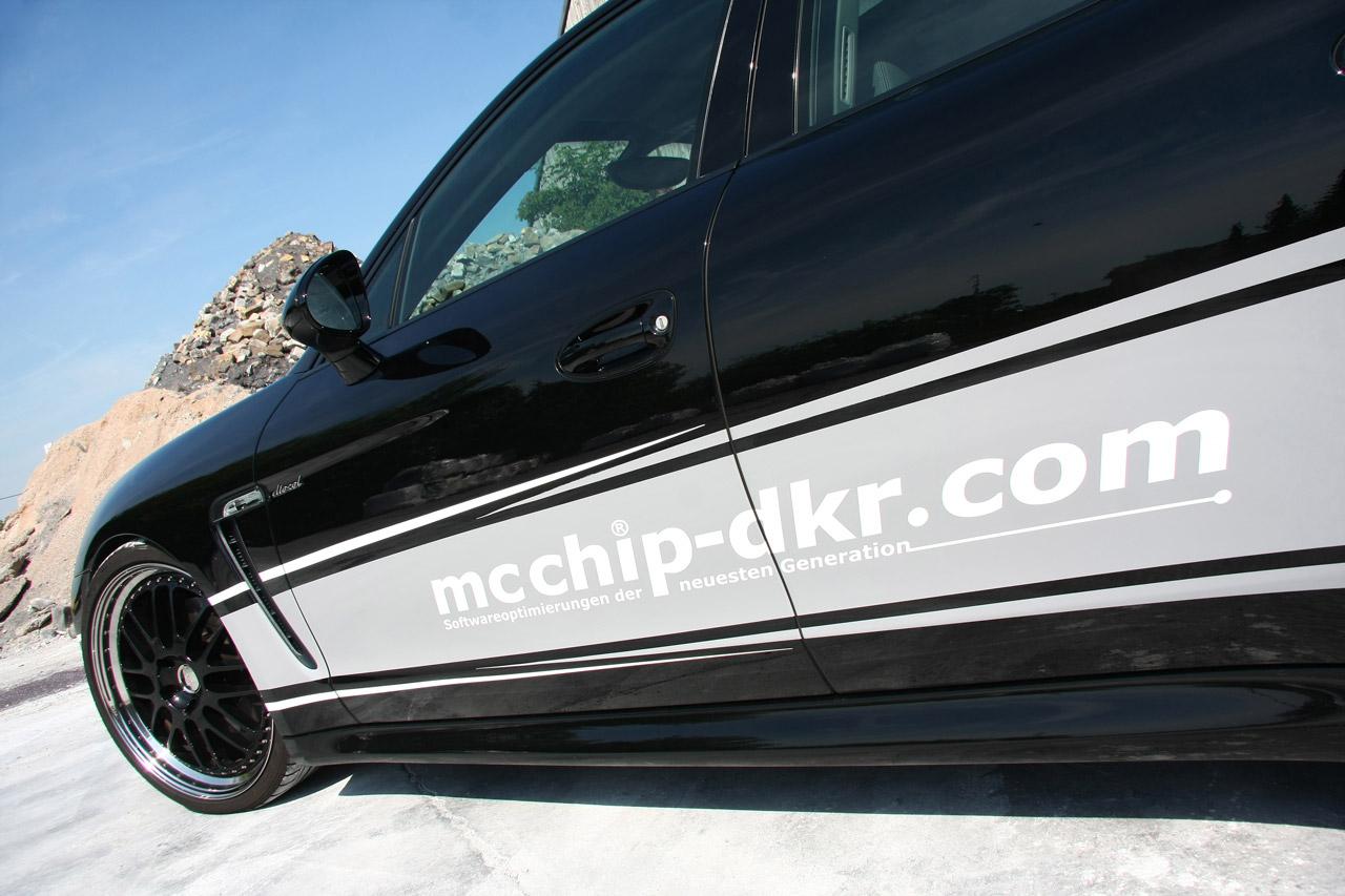 Porsche Panamera by Mcchip-DKR