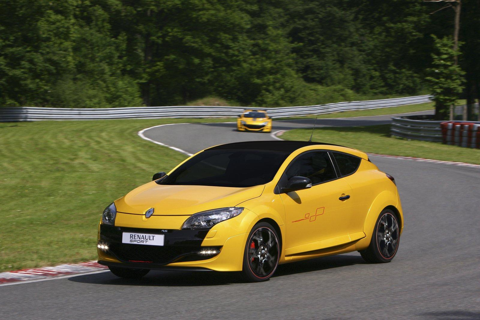 Renaultsport Megane 265 Trophy tuned by K-Tec Racing