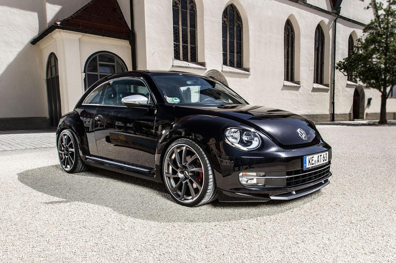 ABT Sportsline does the VW Beetle TDI