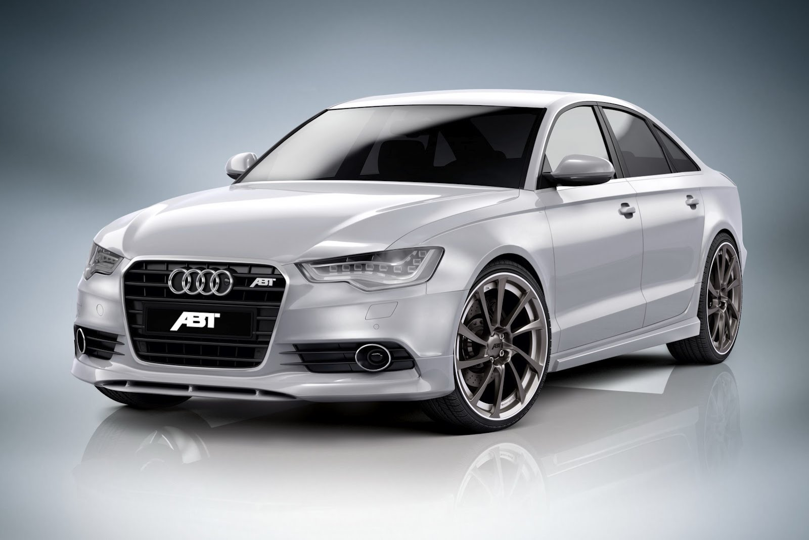 New Audi A6 gets power boost from ABT Sportsline