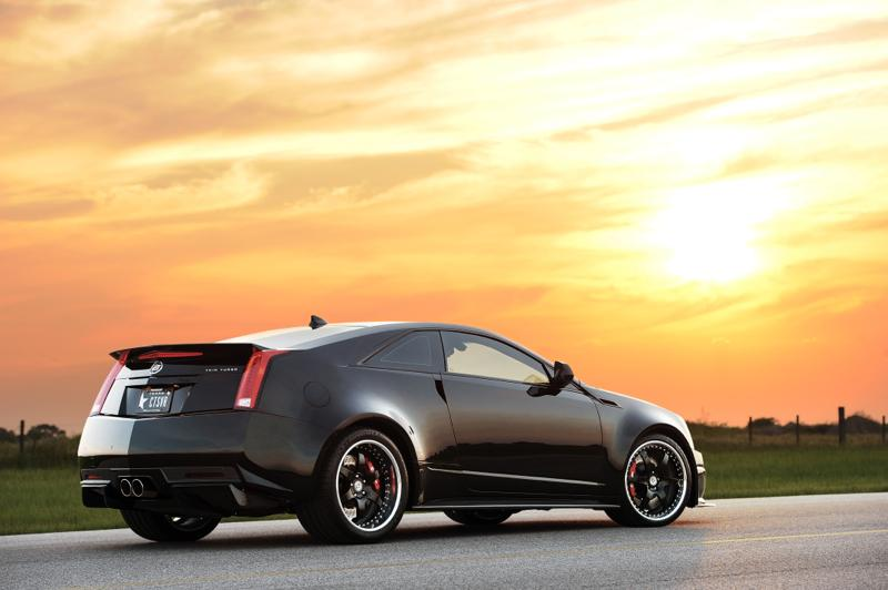 Cadillac CTS-V Coupe by Hennessey