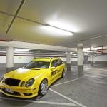 Mercedes E-Class Wagon by SCP