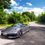 Porsche 911 Cabriolet S by Gemballa