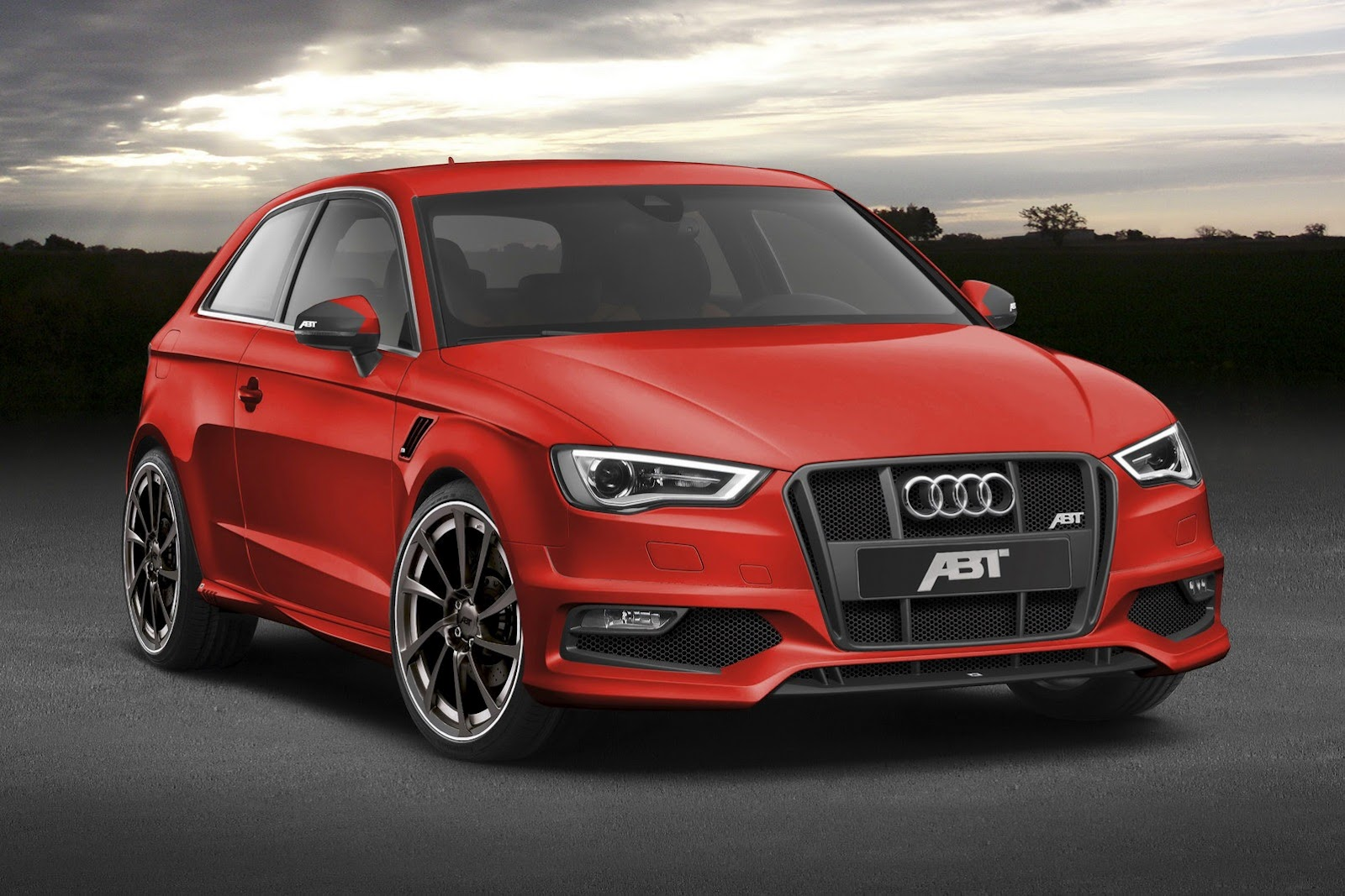 ABT Sportsline previews new Audi A3 tuning kit