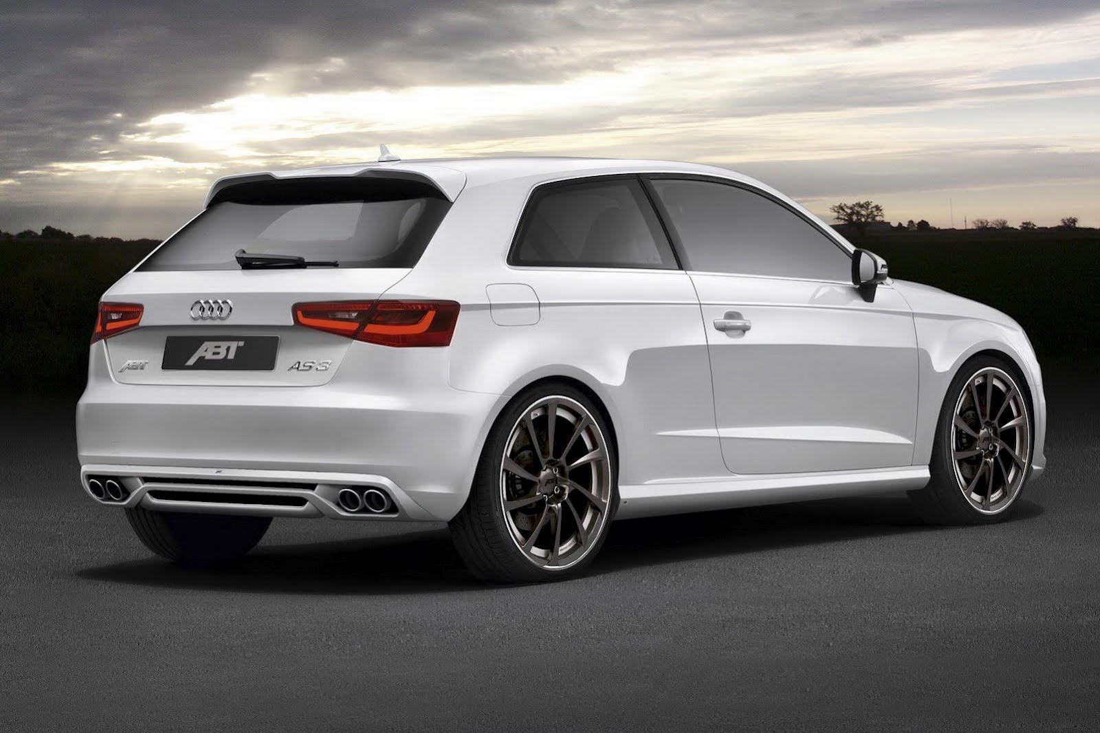2013 Audi A3 by ABT
