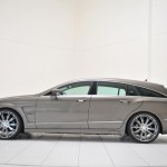 Mercedes CLS Shooting Brake by Brabus