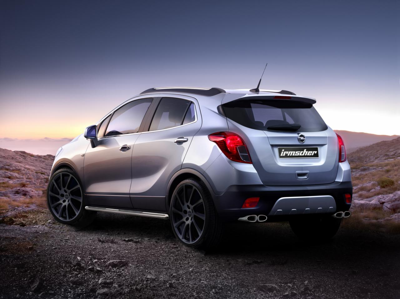 Irmscher tunes the new Opel Mokka SUV