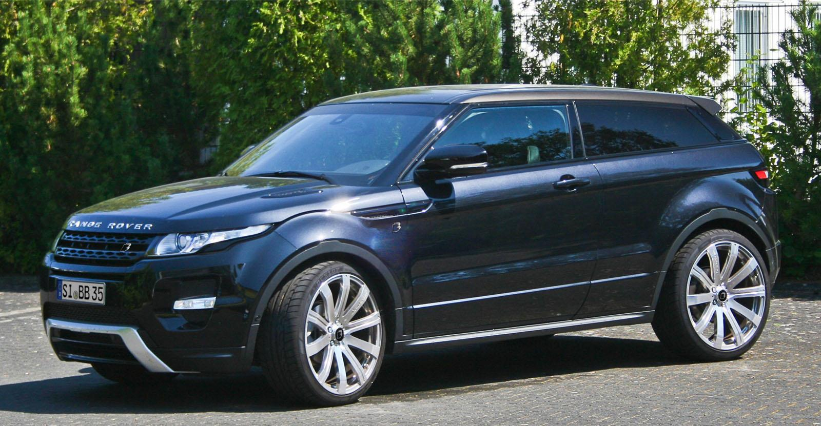 Range Rover Evoque by B&B