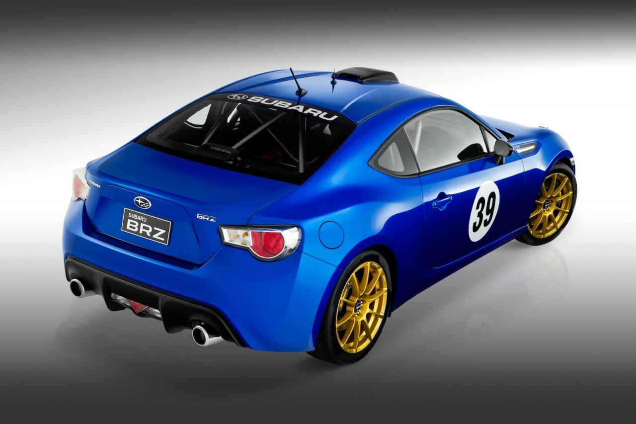 Subaru BRZ tuned by Possum Bourne Motorsport