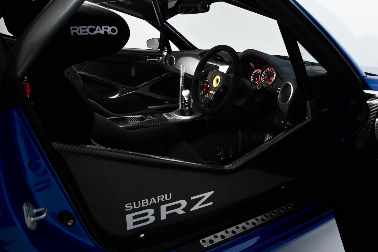 Subaru BRZ by PBMS